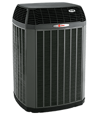 Landscaping Around Outdoor Hvac Units Trane Topics Trane Heat Pump Air Conditioning Repair Air Conditioning Services