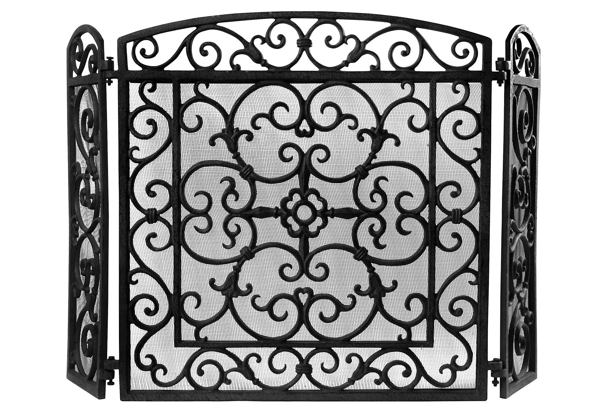 esschert fireplace screen black 139 95 fireplace pinterest