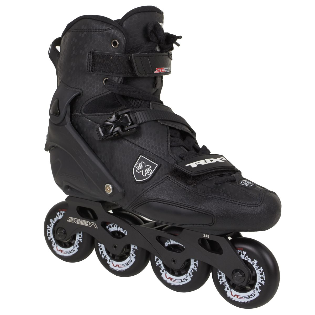Flying Eagle F6S Falcon Red Racing Inline Skates Inline-Skates