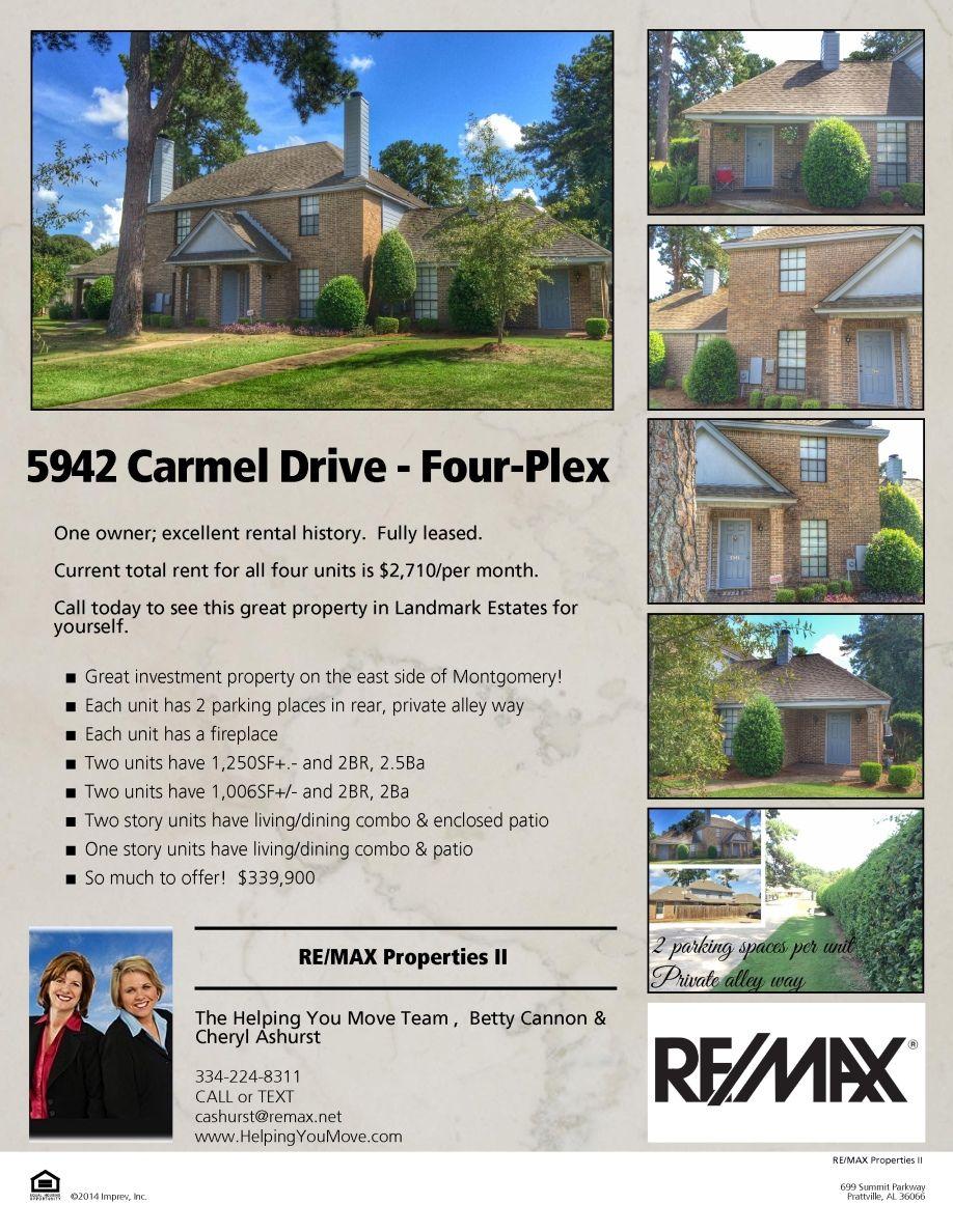 carmel drive plex wonderful investment opportunity on the