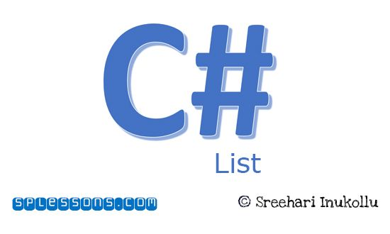 """Hi Friends, let me give you a intro about """"List"""". It is a collection and type should be defined at time of initialization. Size can be defined dynamically. There are many methods and properties including add, remove, search, and sort."""