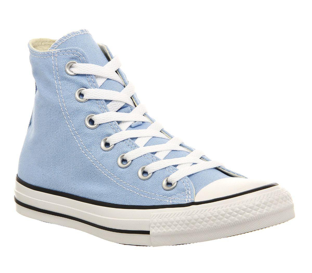 Converse Sneakers All Star Hi Blue Sky