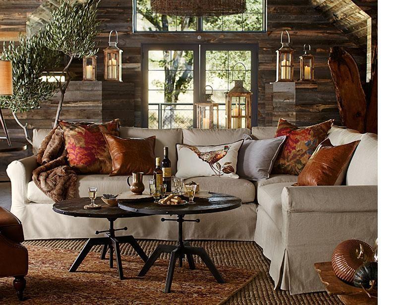 Room Decorating Ideas | Pottery Barn