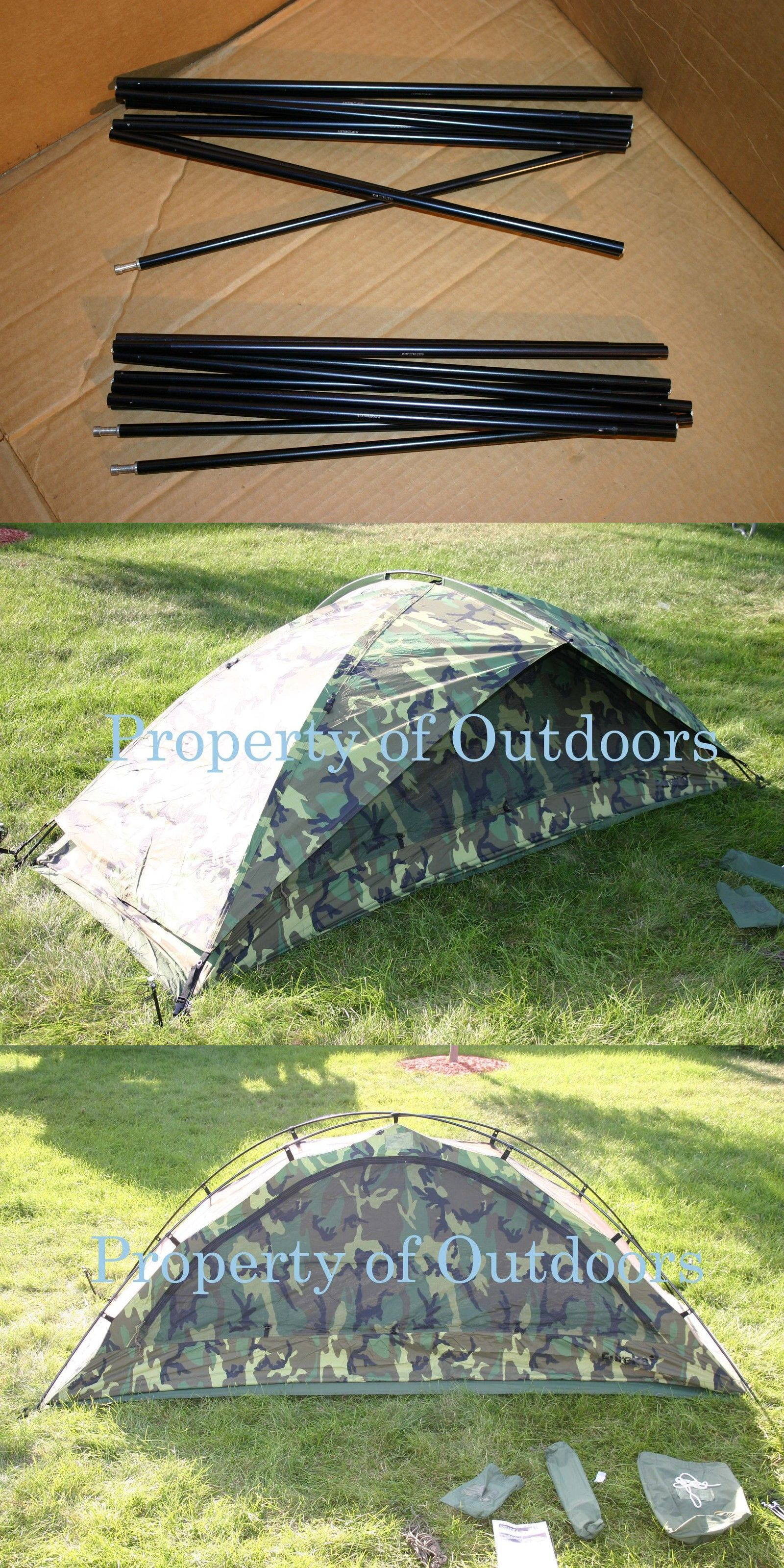 Tent and Canopy Accessories 36120 2 New Eureka Ics2000 Aluminum Tent Pole One Man Combat & Tent and Canopy Accessories 36120: 2 New Eureka Ics2000 Aluminum ...