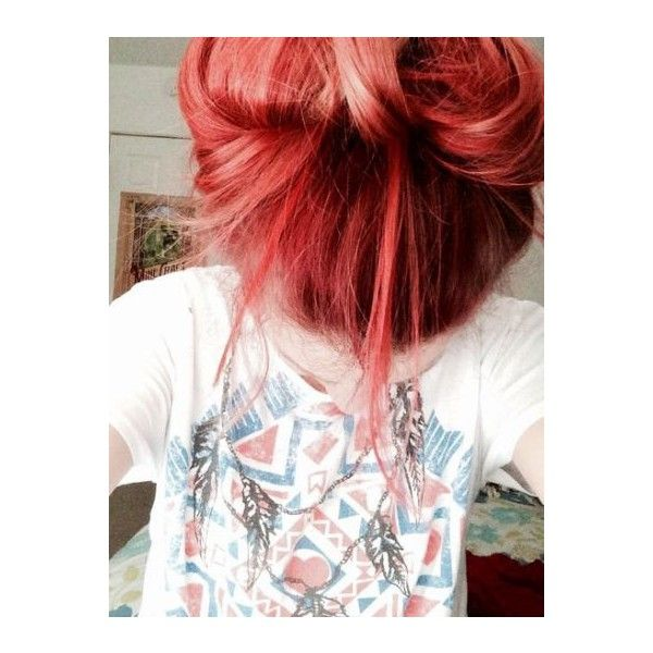 Hair Inspirations ❤ liked on Polyvore featuring accessories, hair accessories, hair, lullabies and red hair accessories