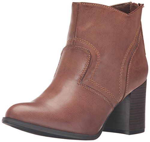 CL by Chinese Laundry Women's Baya Burnished Boot, Cognac-$69.99