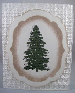 Southern Inkerbelles: Christmas Card -Evergreen