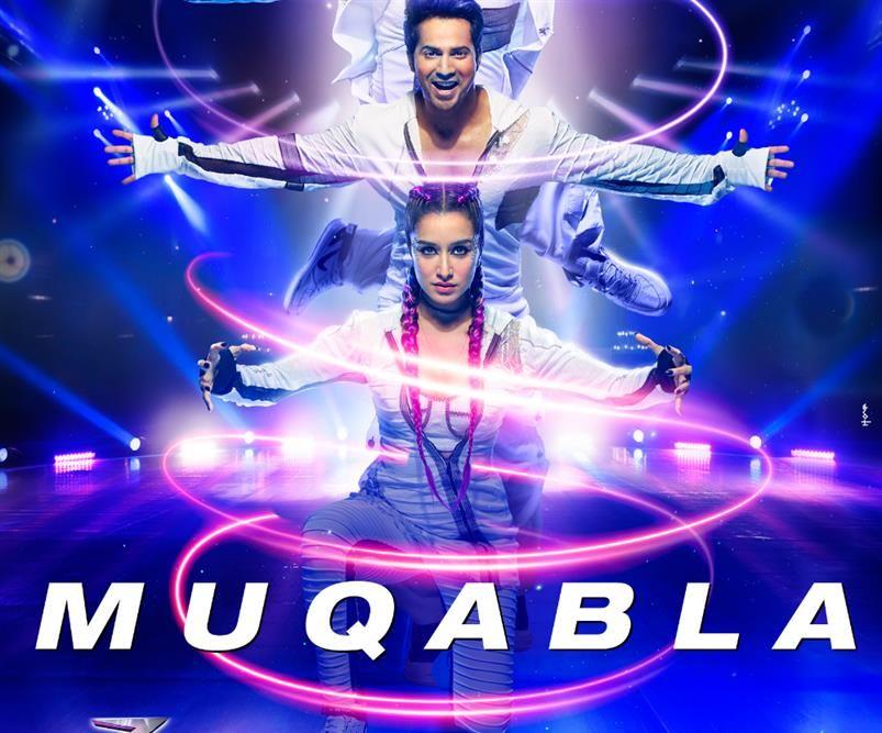 Muqabla Song Lyrics Hindi Street Dancer 3d A R Rahman In 2020 Songs Bollywood Songs Dancer