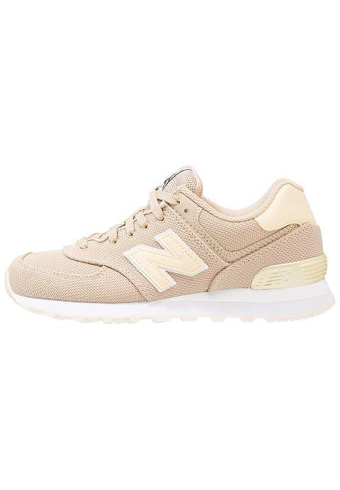 New Balance WL574 Sneaker low beigeyellow für 89,95