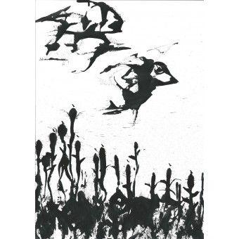 Gérard SENDREY Untitled DATE DE CRÉATION :  2002 CONDITION  NOUVEAU Dimensions: 42 x 29,7 cm Technique : Encre sur papier