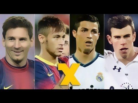 Messi and neymar vs Ronaldo and bale | Soccer | Messi ... | 480 x 360 jpeg 25kB