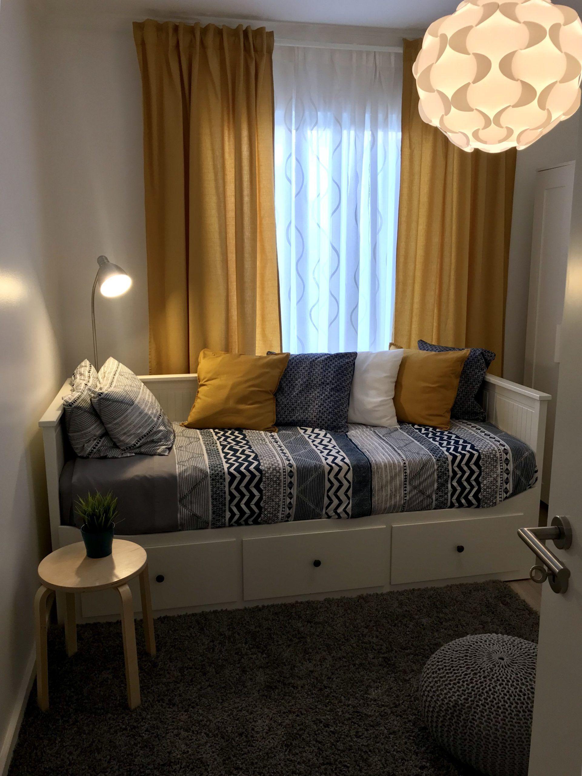 Photo of Hemnes bed Ikea