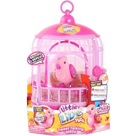 Toys Little live pets, Pet bird cage, Pets
