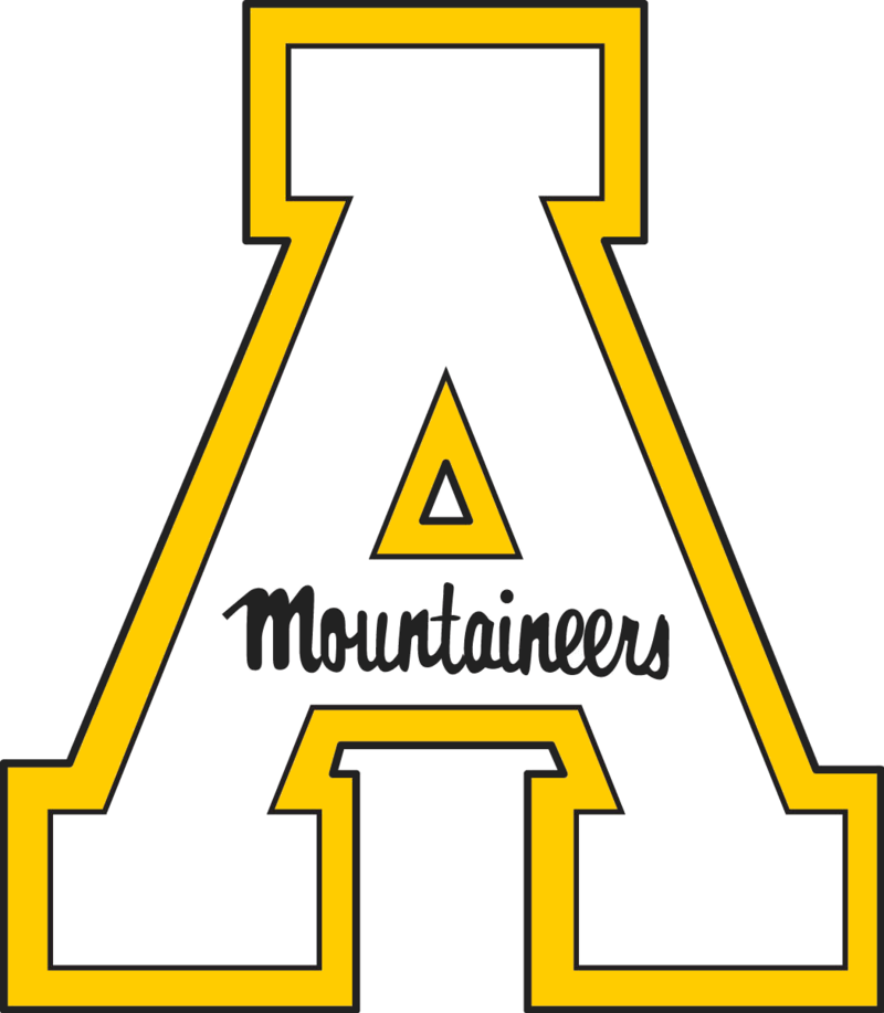 Mountaineers, Appalachian State University (Boone, North
