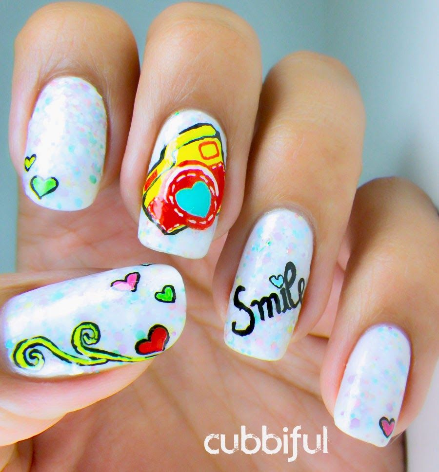 SMILE! | the world in my nails | Pinterest | Fun nails, Manicure and ...