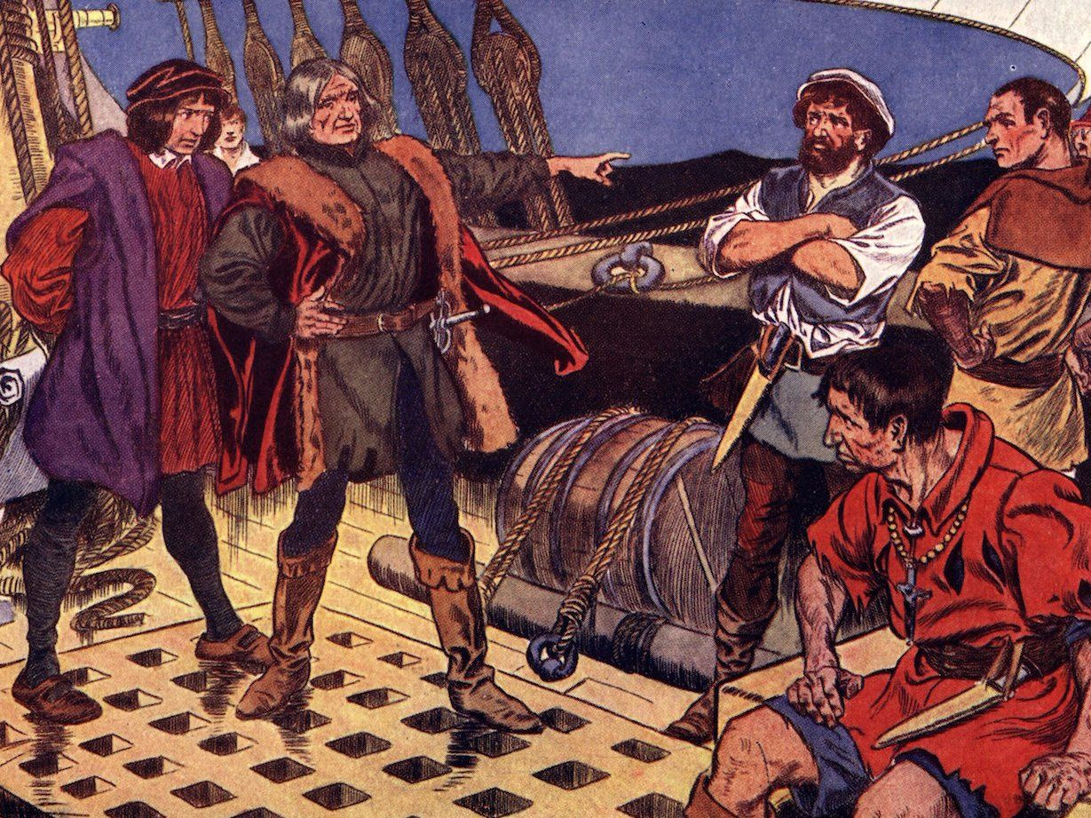 Columbus Day History Of Christopher Columbus And The Us