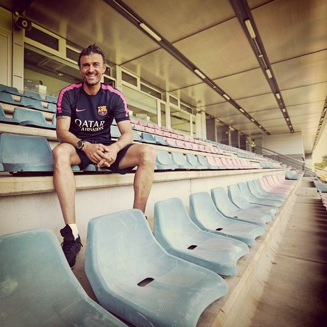 Luis Enrique's views on the preseason. Visit www.fcbarcelona.com  Luis Enrique analitza la pretemporada. Visita www.fcbarcelona.cat  Luis Enrique analiza la pretemporada. Visita www.fcbarcelona.es  #igersFCB #FCBarcelona #LuisEnrique