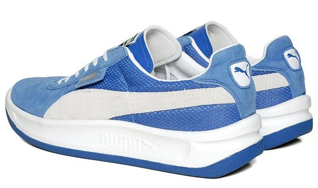 Puma California Classic Sneaker magazine, Royal blue, Blue  Sneaker magazine, Royal blue, Blue