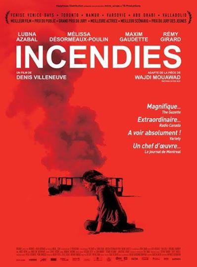 Incendios 2010 Denis Villeneuve Filmes Cartaz Cartazes De Filmes