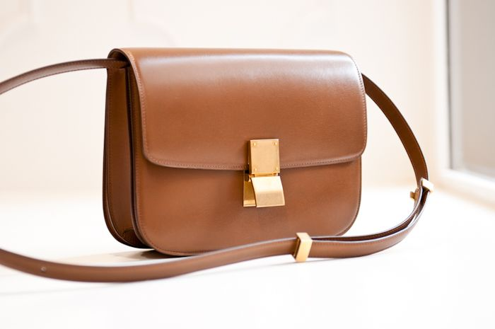 Classic Box Bag in Camel  7f93557514573