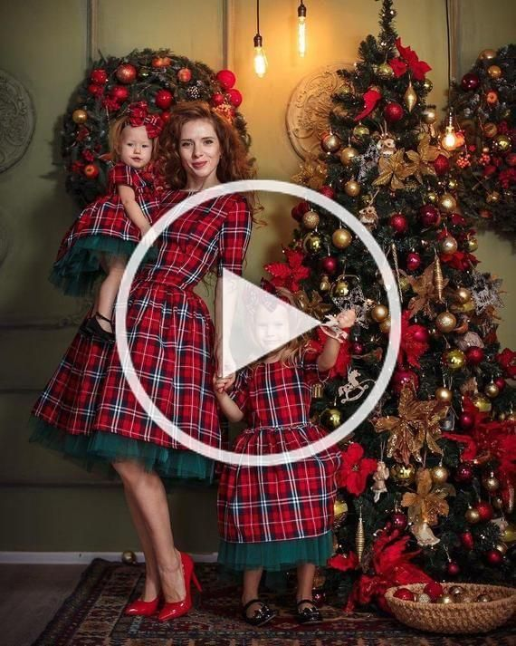 daughter matchingmatching mothermother matchingmatching dressesplaid dressred plaid dresschristmas photomommy and me dressred check patternChristmas dressholiday dressred baby dressplaid christmasThis is a holiday dresses set for Mommy and daughter. Its include ONLY two dresses: one is for Mom and the second one is for daughter.If you need more dresses to complete family look please let me know in messages and will estimate the price for you. Also I can do a matching tie bows or t-shirts for fa