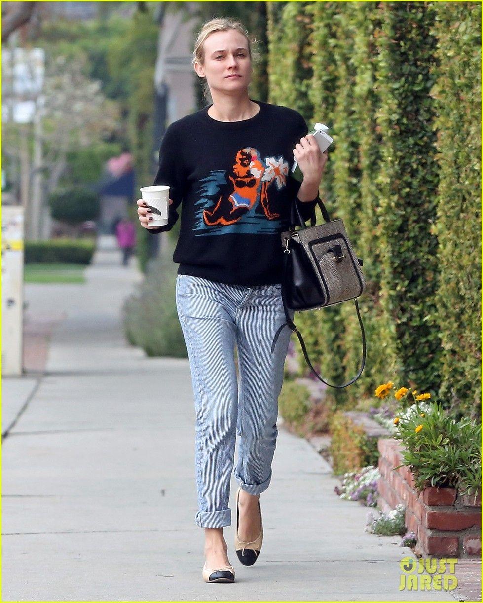 Diane Kruger Just Jared