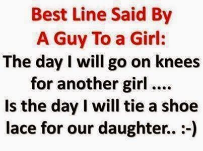Best lines to propose a girl