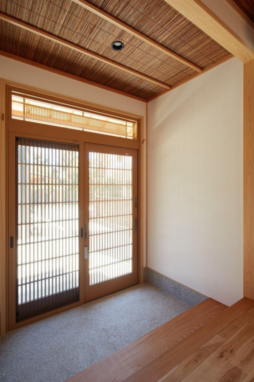 築100年以上 旅館から癒しの空間へ 玉野市 はごろも庵 岡山県で無垢の