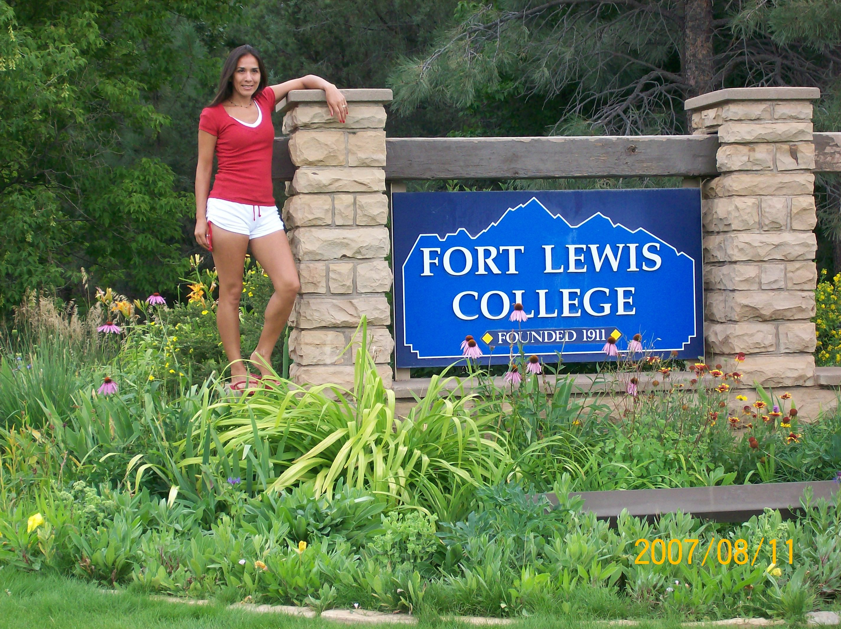 Fort Lewis College Campus in Durango, CO