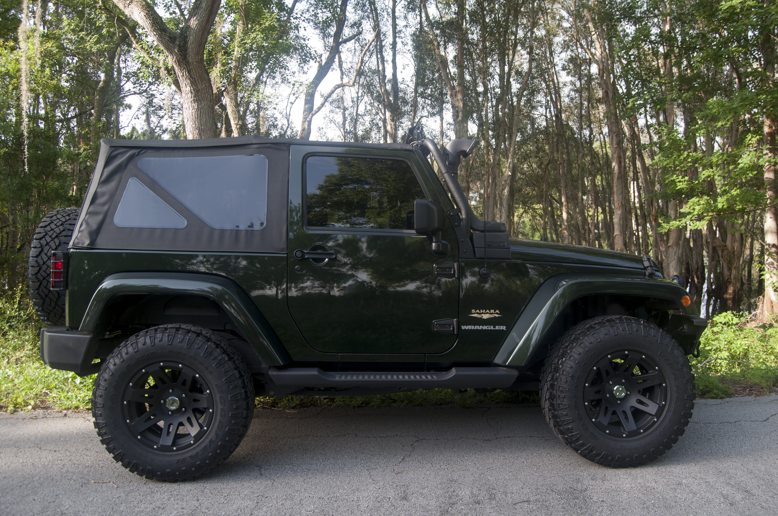 Vs Duratrac Tires Page 3 Jeep Wrangler Forum