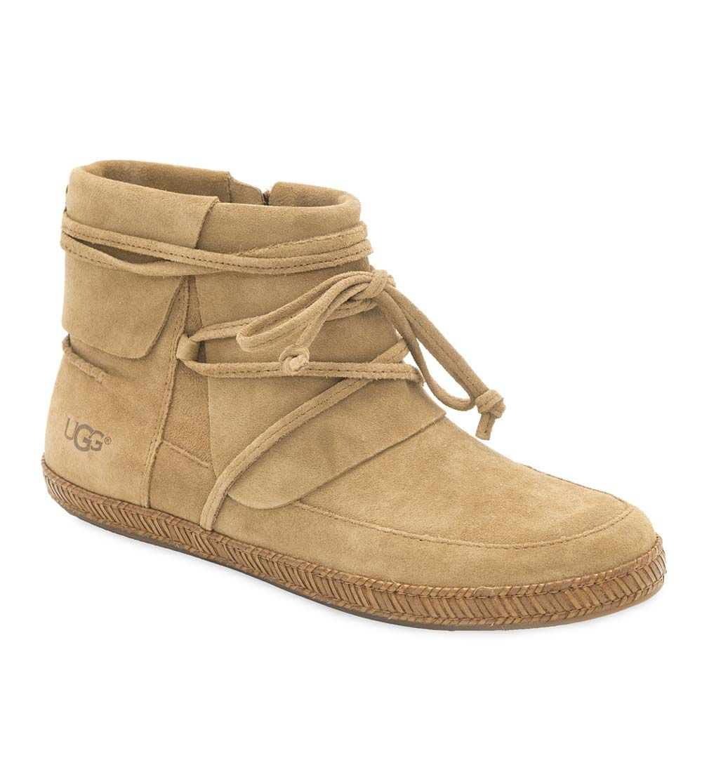f633c406ad4 FREE SHIPPING! UGG Reid Ankle Booties | Boots | The UGG® Reid boot ...