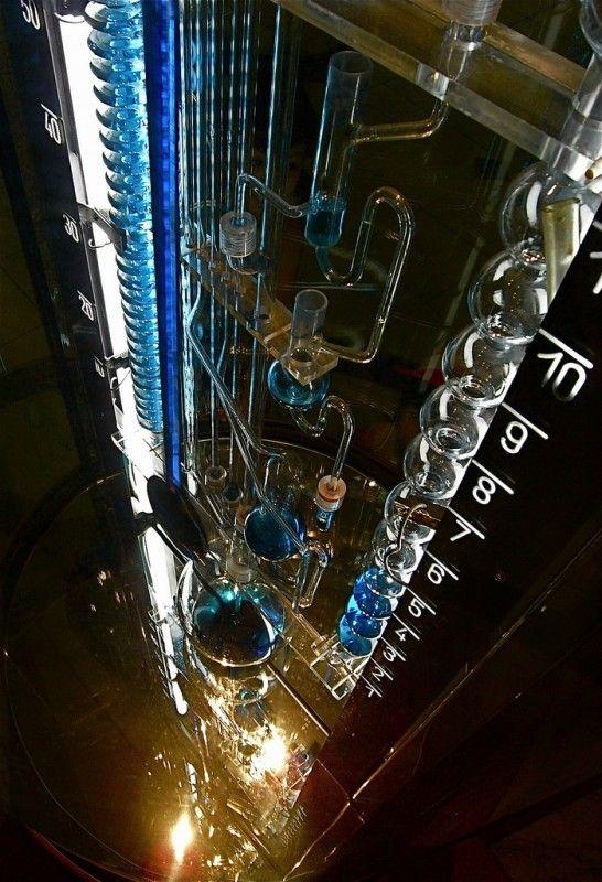 Best Inspiration The Water Clocks Of Bernard Gitton Horloge Eau 400 x 300