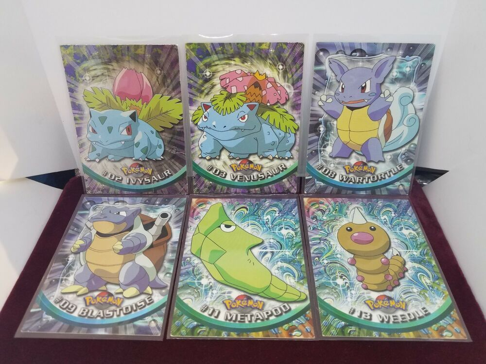 topps trading cards pokemon