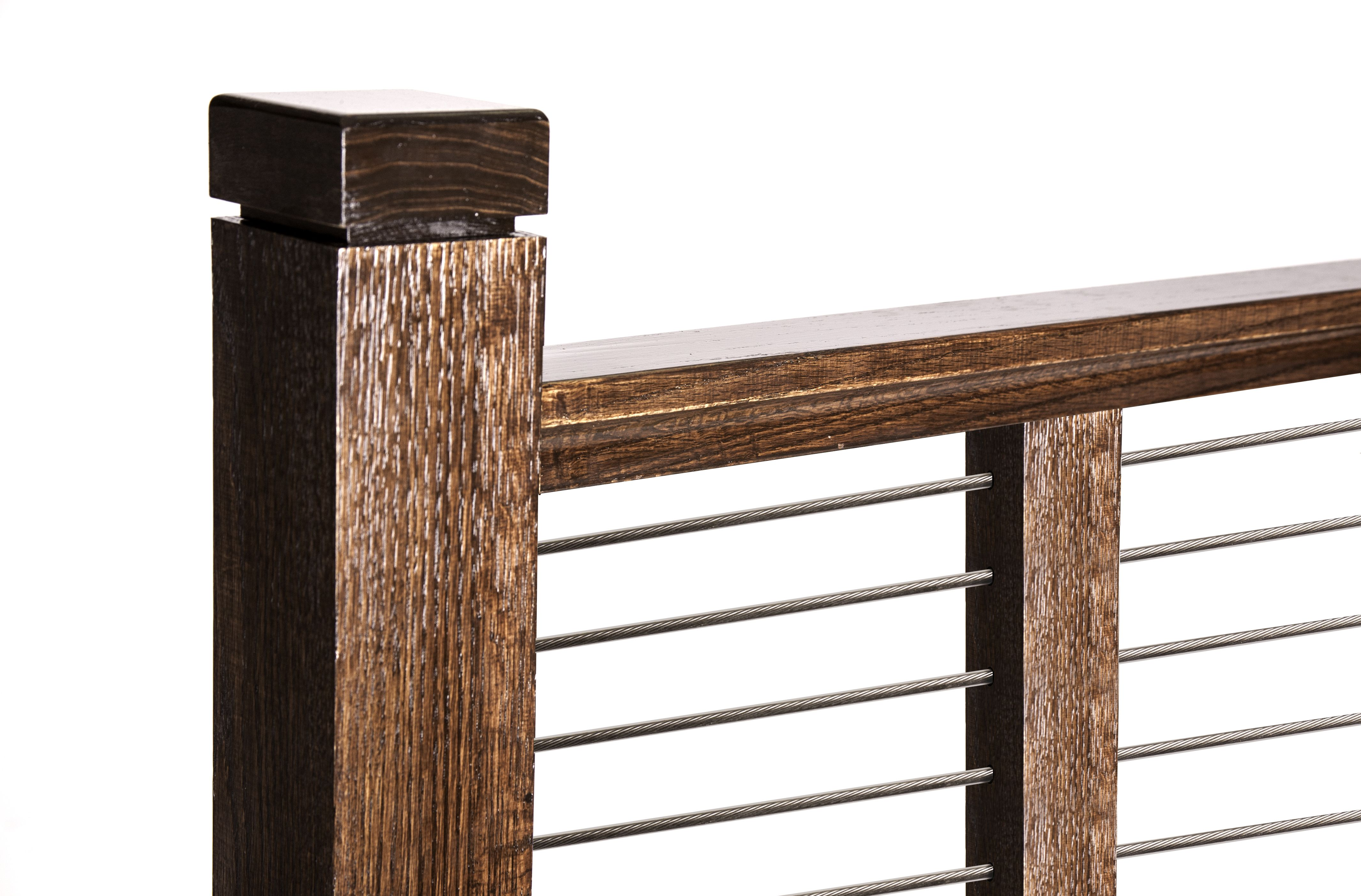Best Ironwood Connection Stair Company – Cable Railing Cable 400 x 300