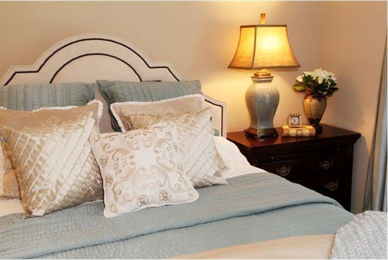 Lovely Bedroom By Joan Klick, Interior Designer From Star Furniture In Sugar Land,  TX.