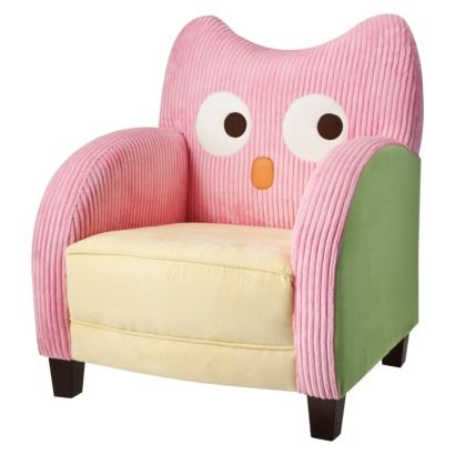 9999 Kids Owl Chair  Pink My son is only 10 months old