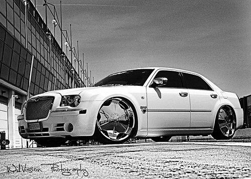 Chrysler 300c Dub Edition 300 Srt8 Sports Sedan