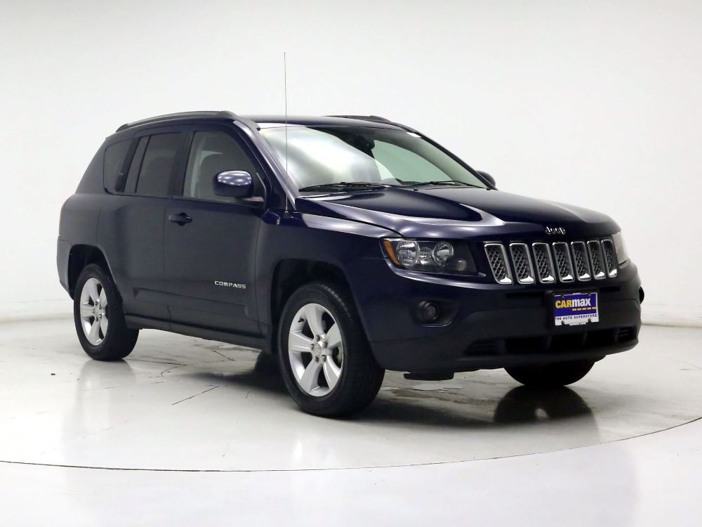 Used 2014 Jeep Compass In Austin Texas Carmax Jeep Compass