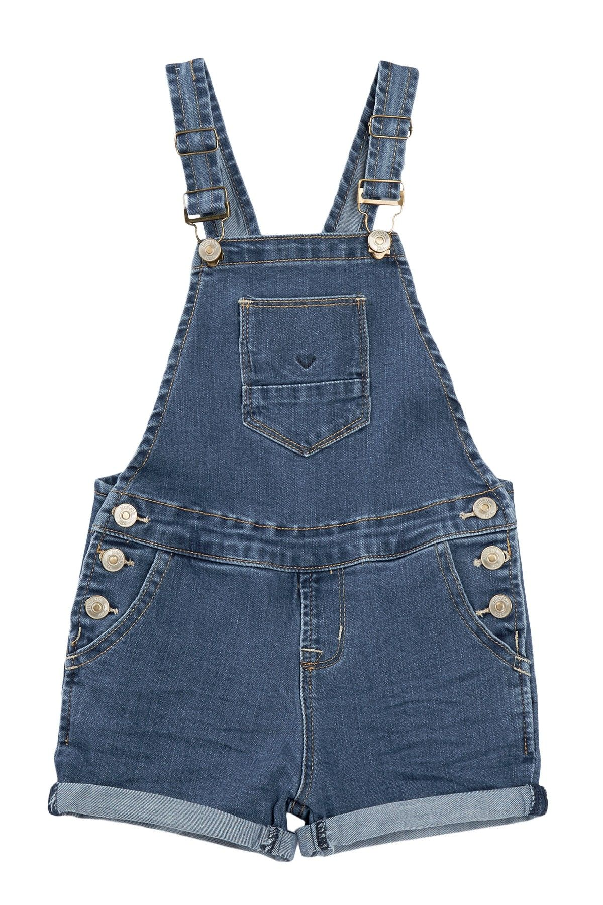 afb80d3f5 HUDSON Jeans Overalls for toddler girls! Too cute | For the Kiddos ...
