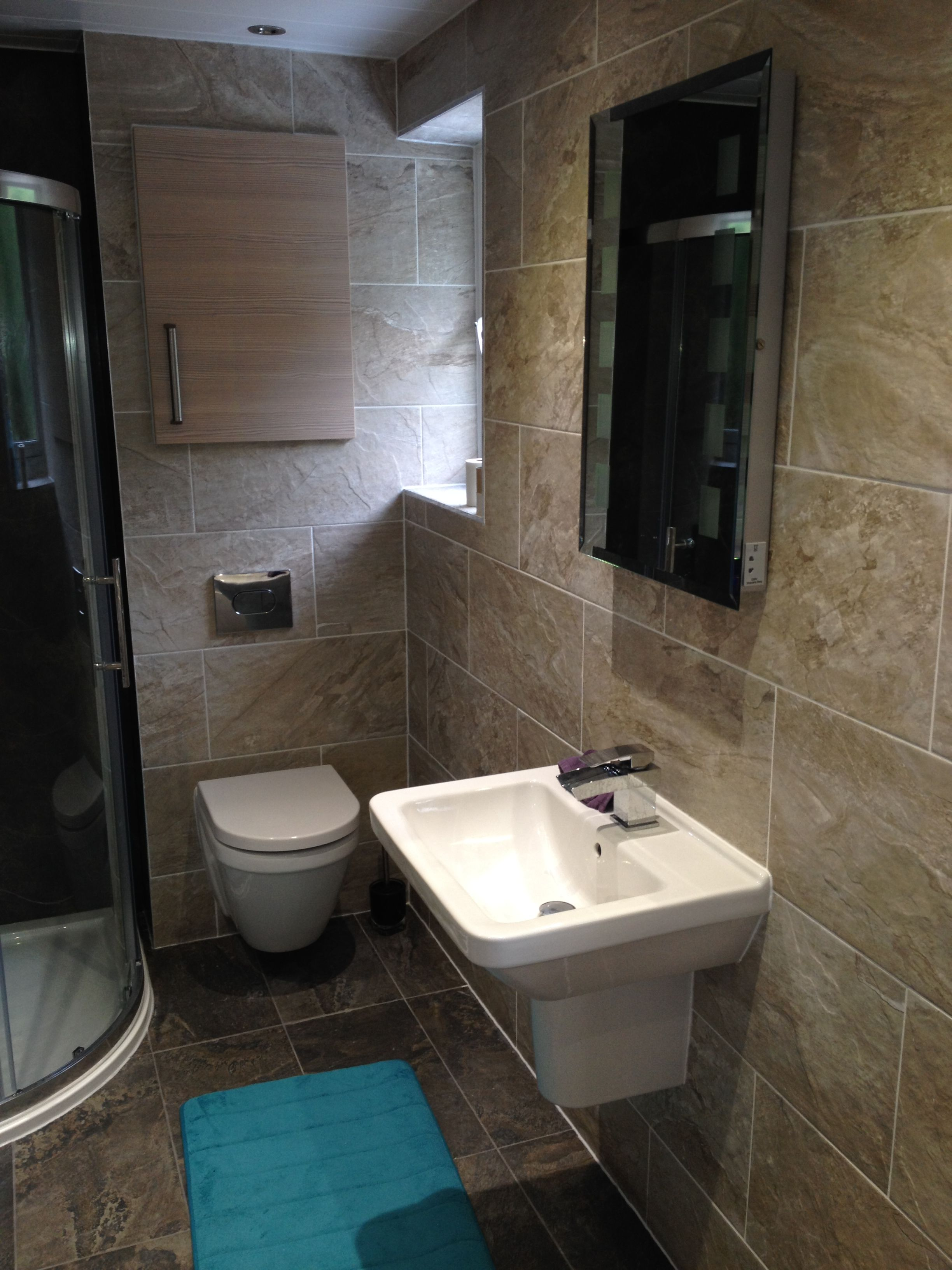 Back lit mirrors not only have great functionality but add a back lit mirrors not only have great functionality but add a modern stylish accent to grey floor tilesgray doublecrazyfo Choice Image