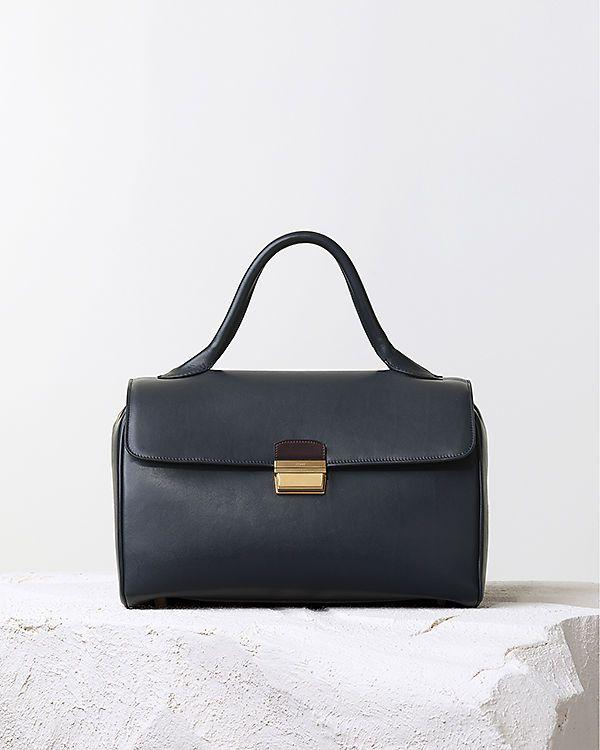 53ceeafc28d Céline   Leather Goods and Handbags Fall 2014   Look 5   Celine ...
