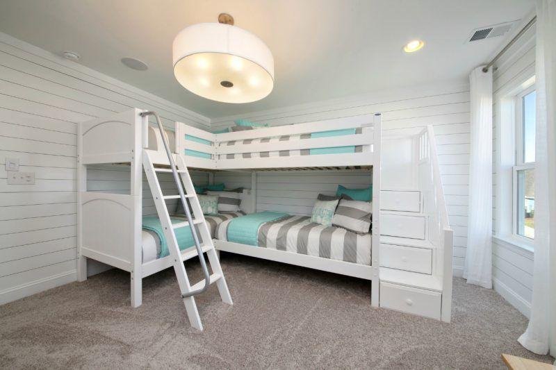 Corner Bunk Beds Combine Two Or More Beds Corner Lofts Triple