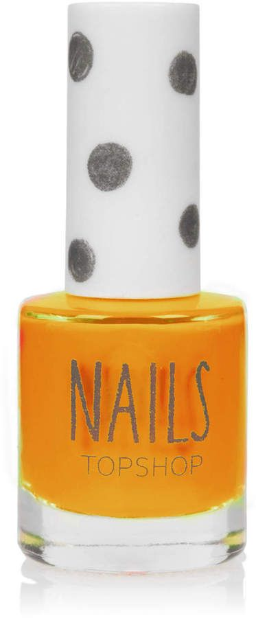 Topshop Nails in Totally Turmeric on shopstyle.co.uk