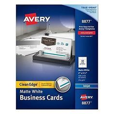 30 Best Of Avery Business Cards C32015 Business Cards Template