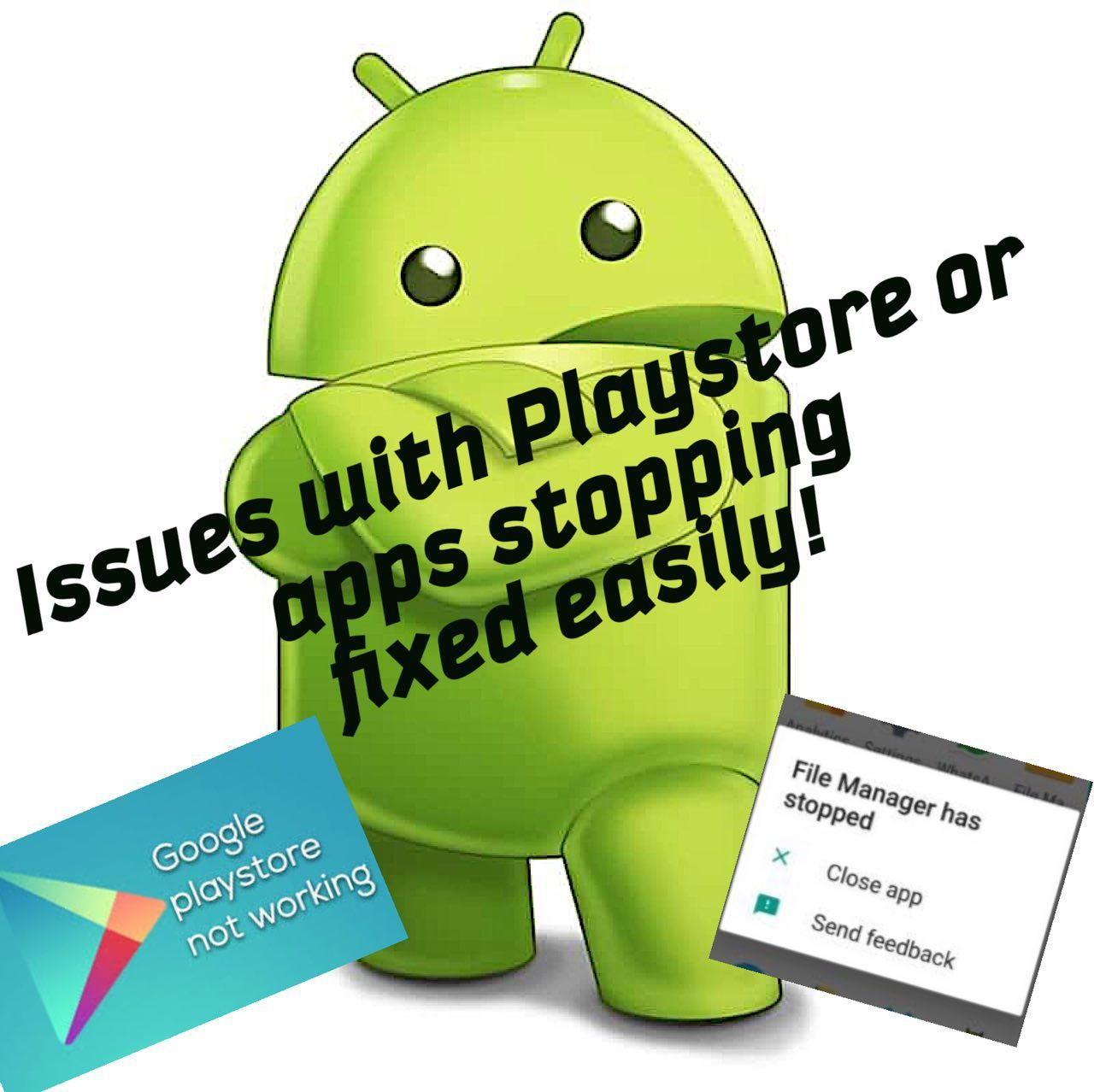 Issues with Google Play Store Kicking you out, or with