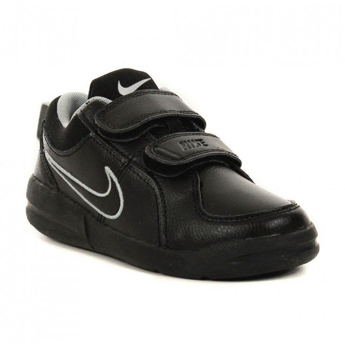 Nike Pico 4 Jr 454500 001 Shoes Black Black Shoes Kid Shoes Nike