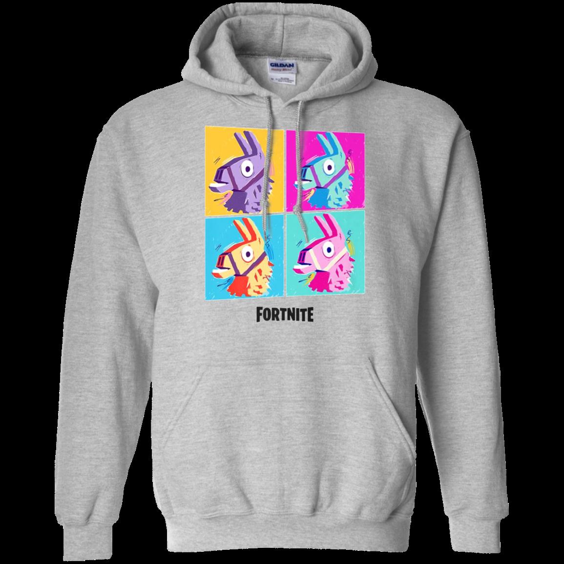 Fortnite Four Llamas T Shirt Hoodie Sweater Fortnite Clothes Stuff