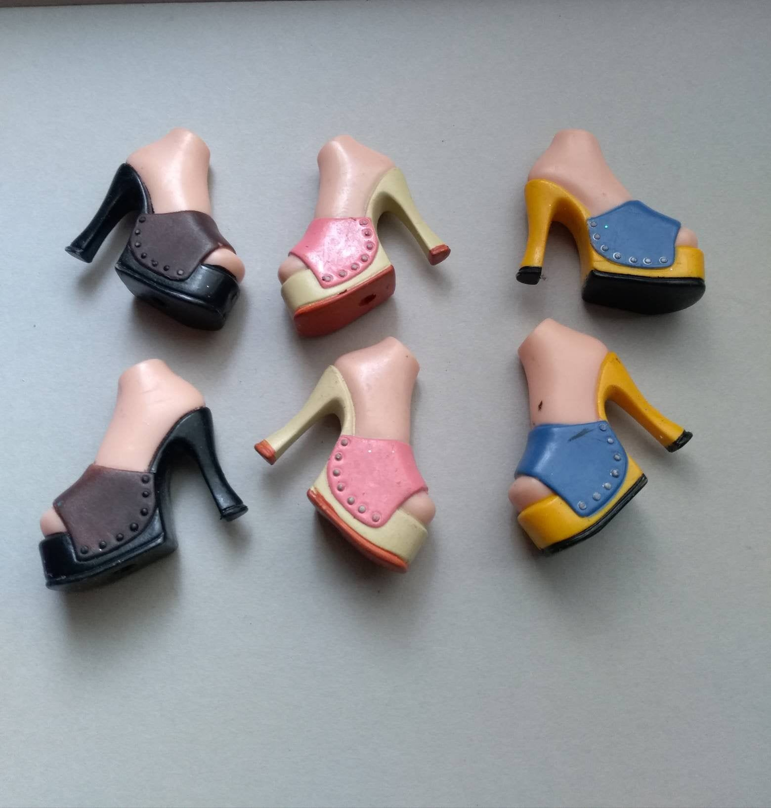 high heels platforms replacement shoes