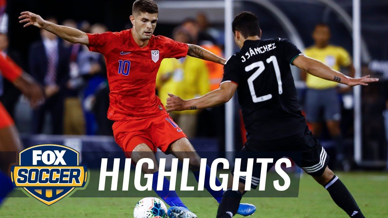 90 in 90 USA vs. Mexico 2019 International Friendly