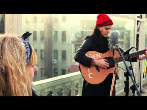 """Soko - Keaton's Song / """"Long Way From Home"""" Istanbul Acoustic Sessions - YouTube"""